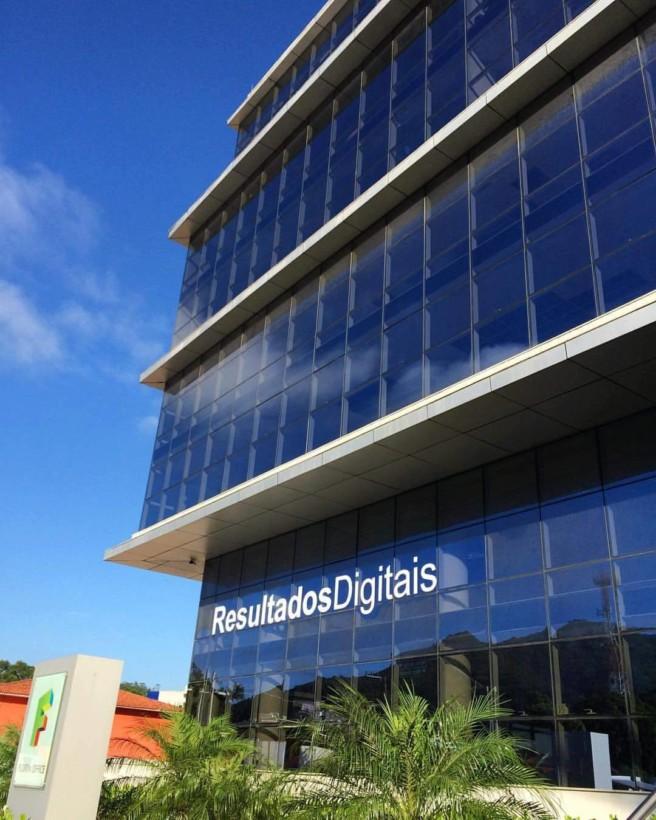 Building of Resultados Digitais
