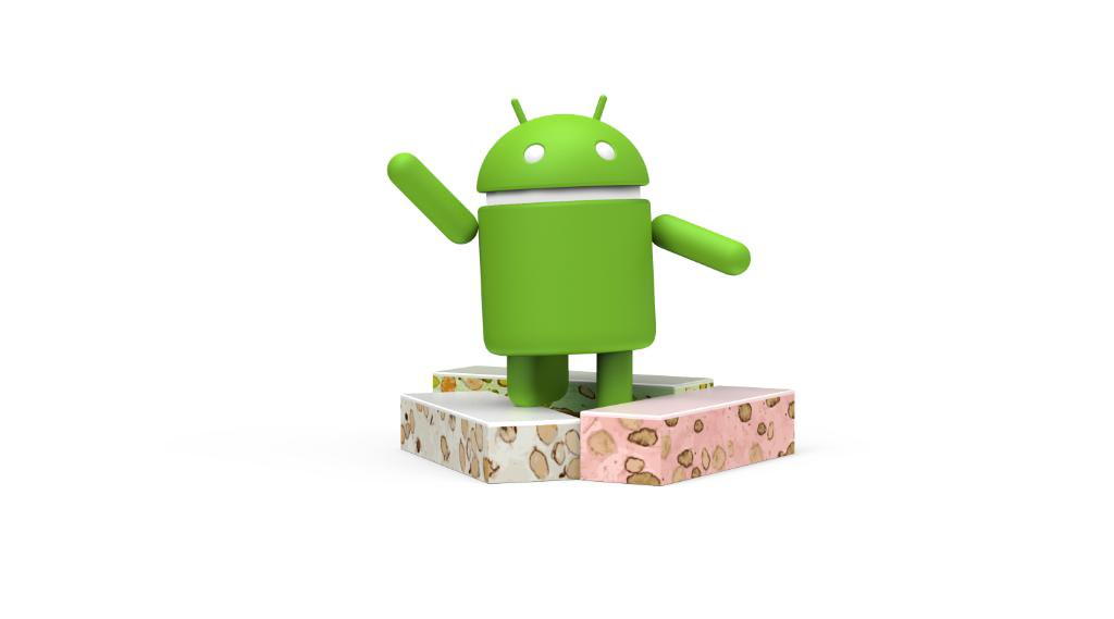 Android Nougat N 7.0