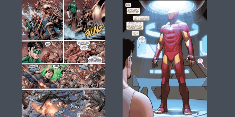 Google's Bubble Zoom makes digital comic books awesome