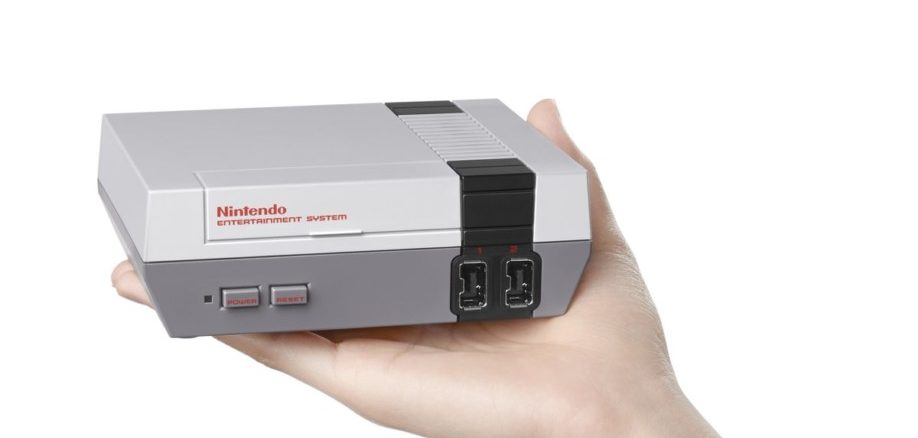 Nintendo's new mini-NES will never get more games or connect to the internet