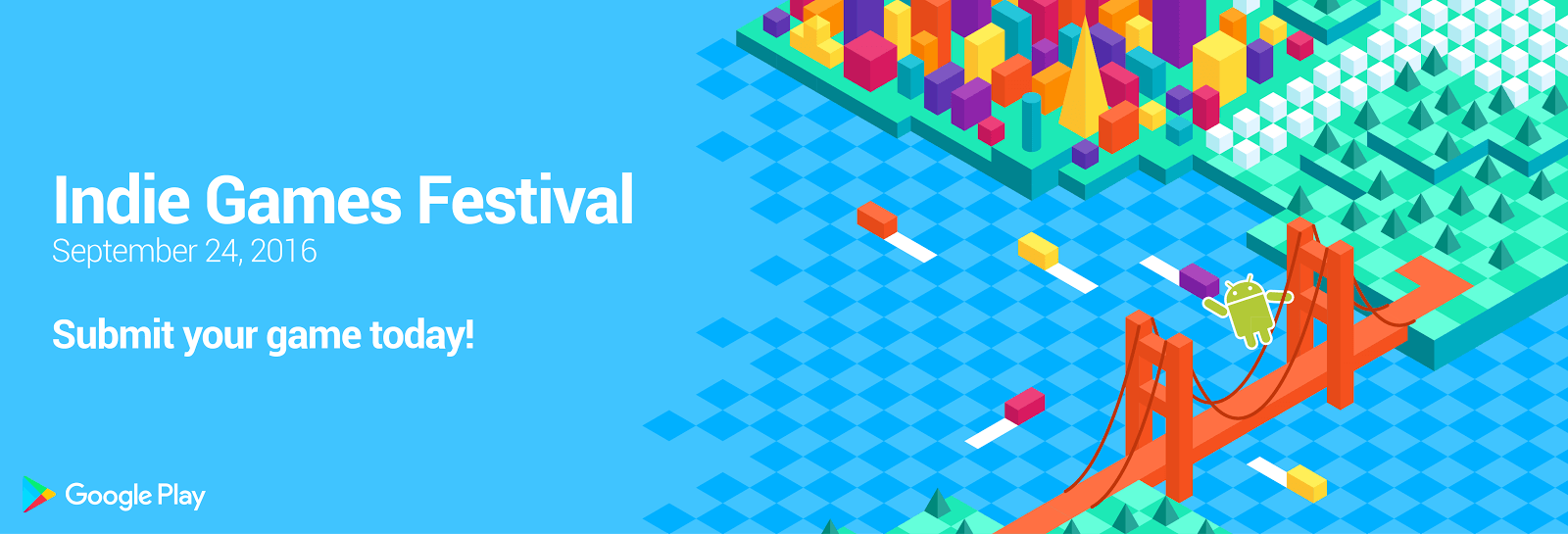 Google's 'Indie Games Festival' will showcase Android games