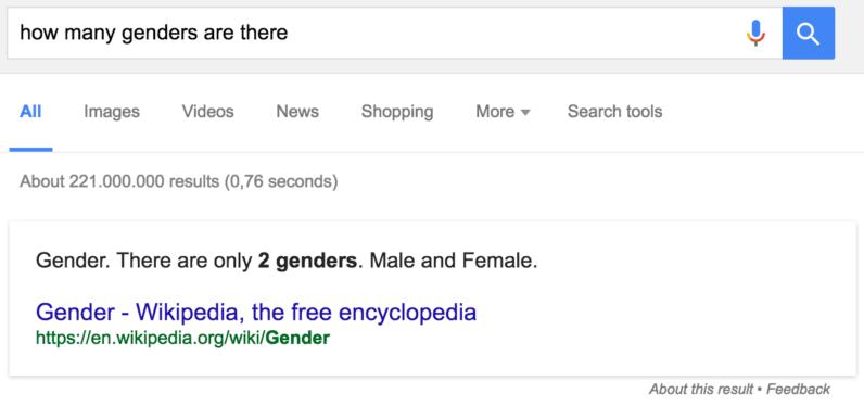 googlegender
