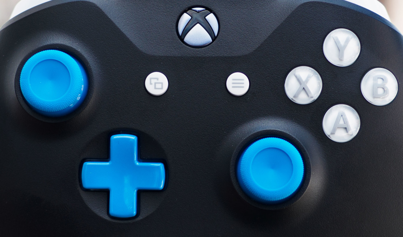 Xbox One S Controller Bluetooth Design Lab Custom