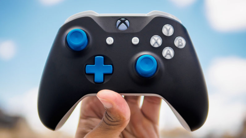 how to connect xbox one controller to phone