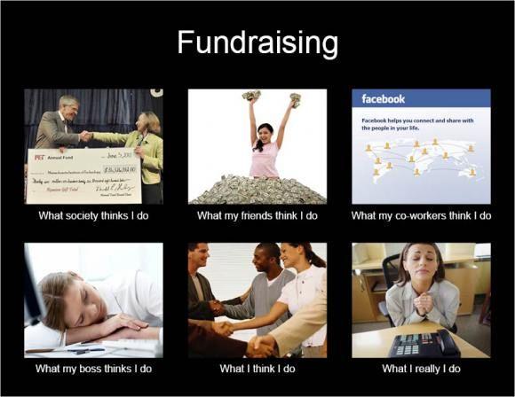 fundraising, NPO