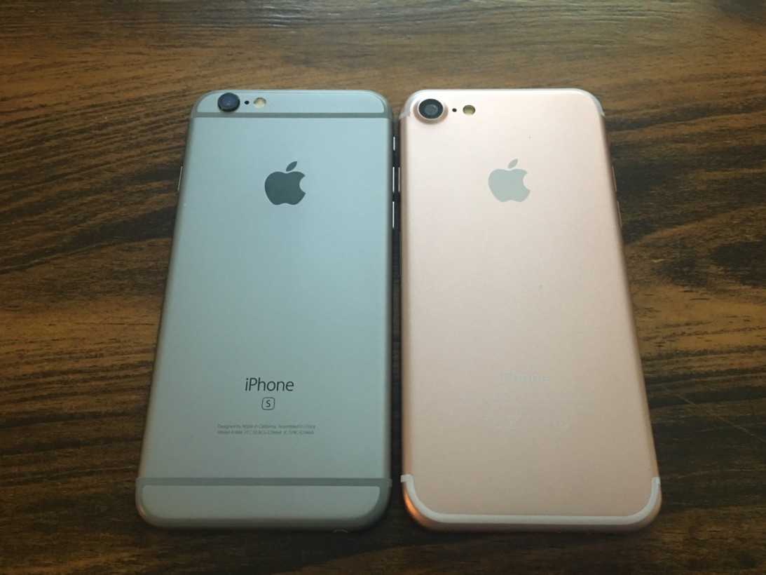 how big is the iphone 6s in photos iphone 7 dummy compared to the 6s plus and se 3240