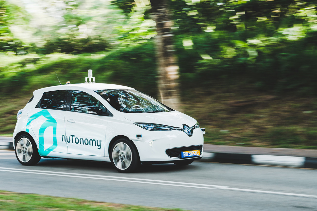 Self Driving Cab >> Nutonomy Just Beat Uber In The Race To Launch Self Driving Cabs