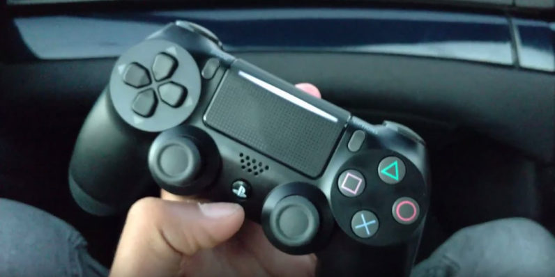how to connect new controller to ps4