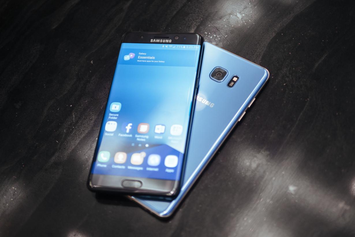 Samsung Galaxy Note 7 Note7