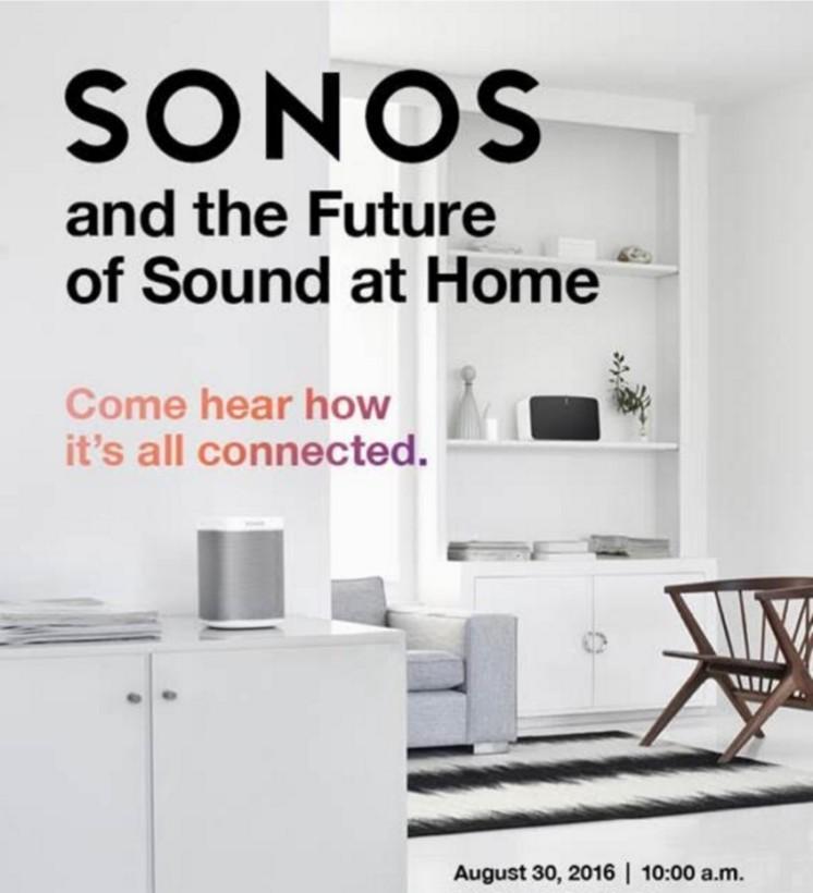 Sonos Home