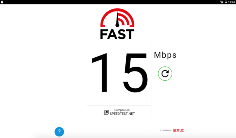 Netflix's super simple speed test tool is now available on Android and iOS