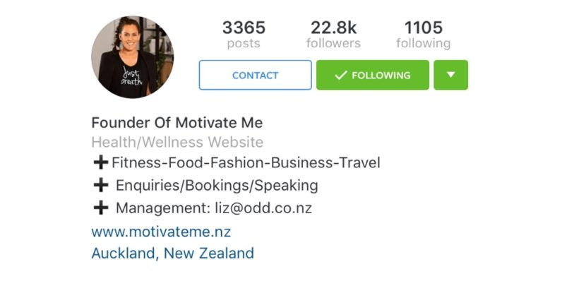 Instagram starts slow roll out of business profiles
