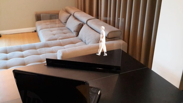 Indiegogo campaign wants to bring holograms into every home