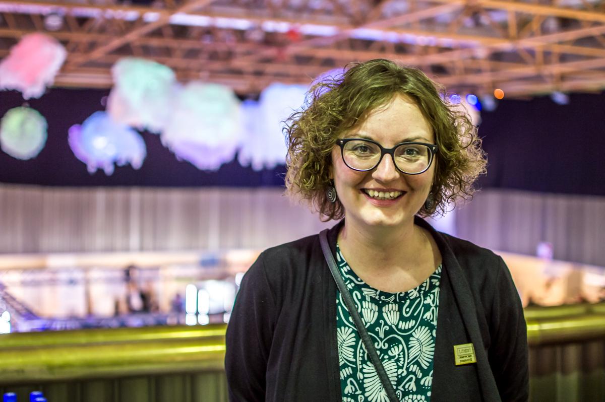 Rimantė Ribačiauskaitė, head of Startup Lithuania