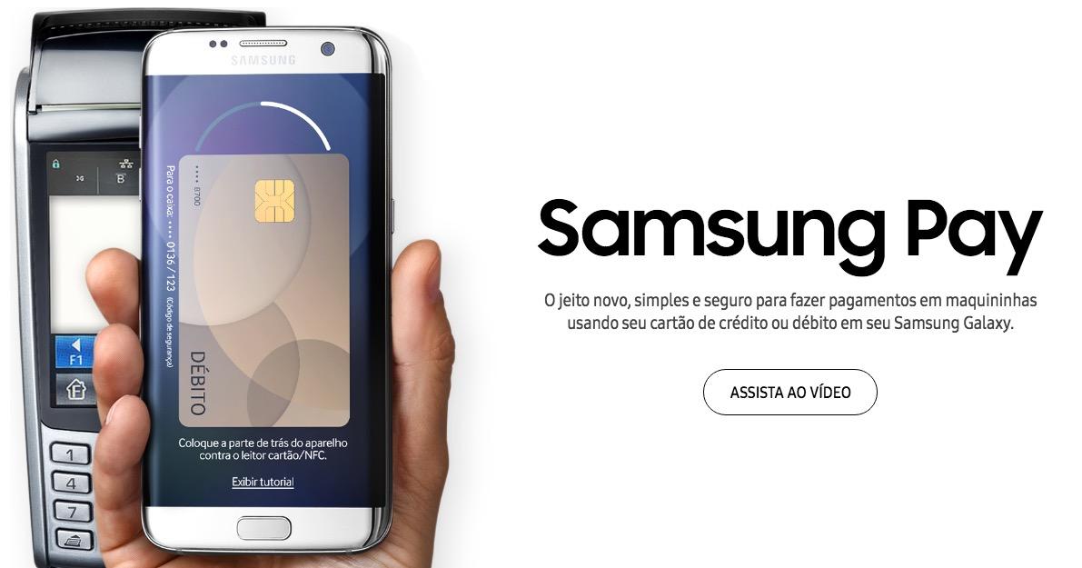 samsung pay brazil