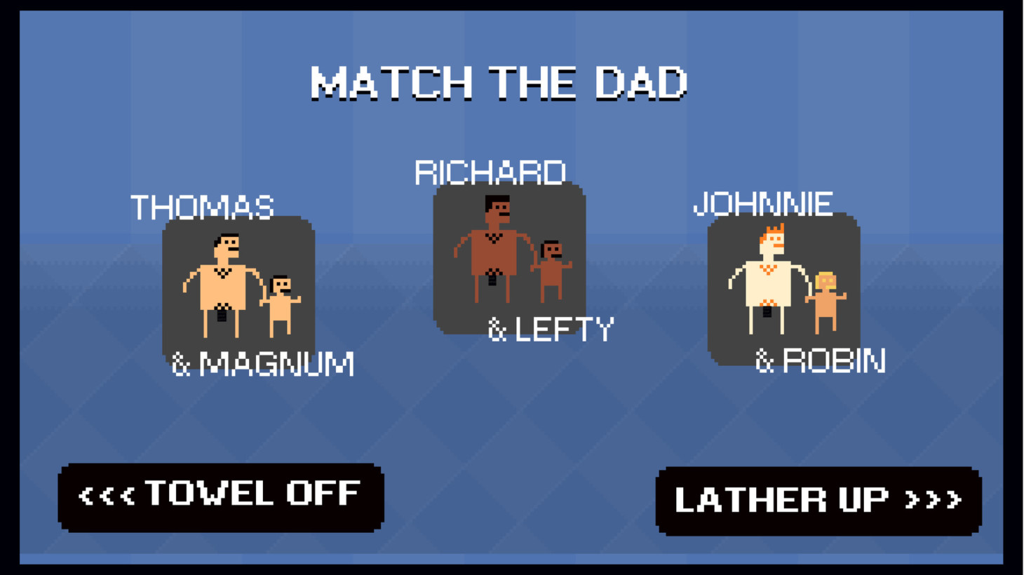 Shower With Your Dad Simulator Is Fun And Creepy But Great