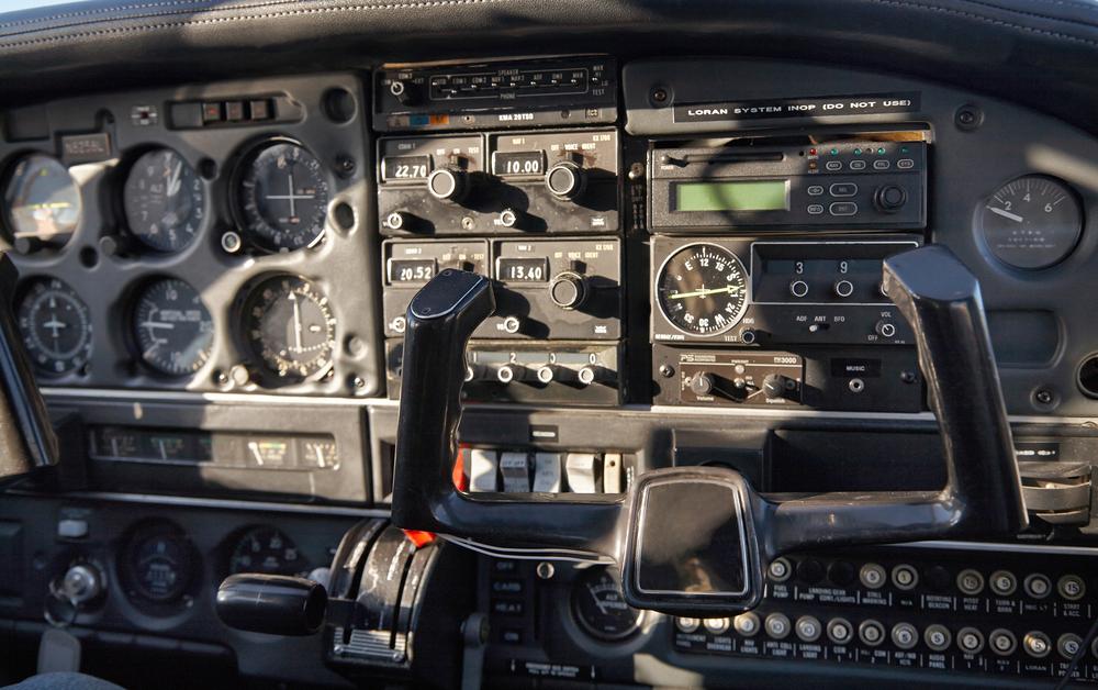 dashboard, aviation, controls
