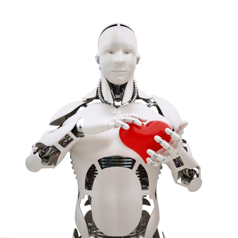 robot, love