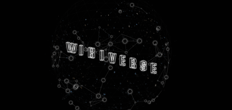 Wikiverse turns Wikipedia into a glorious galaxy of knowledge