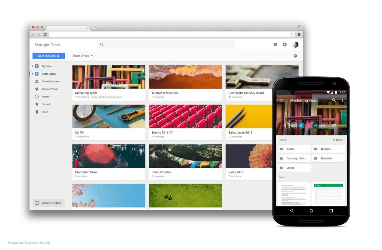 Google rebrands 'Apps for Work' to 'G Suite,' adds bazillion features