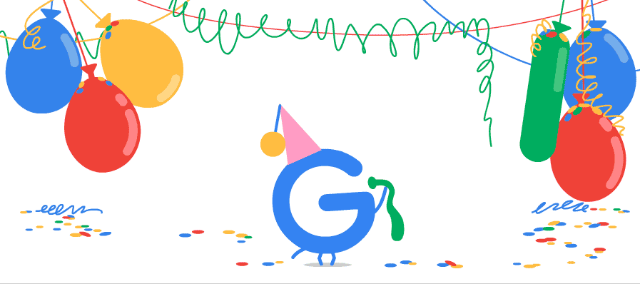 Google knows it all, but it's still confused about its birthday