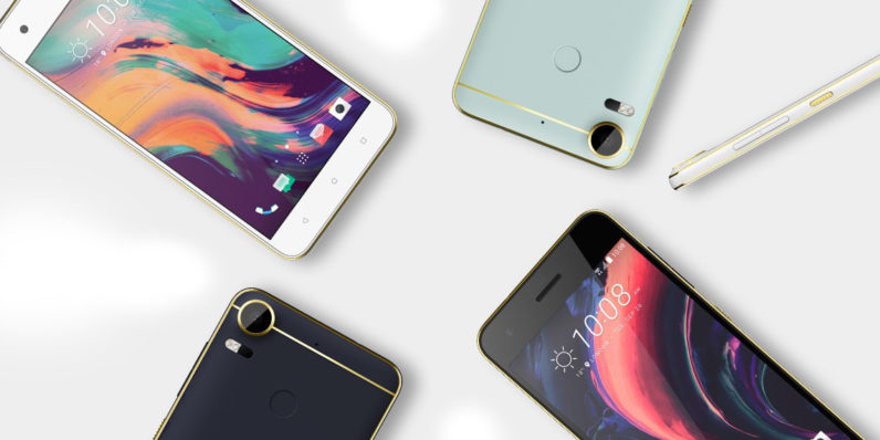 HTC's new Desire 10 phones look pretty and powerful