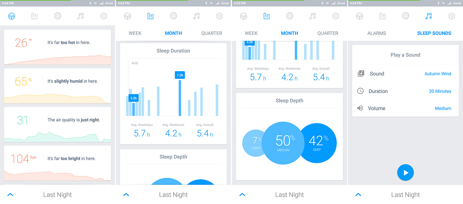 Review The Hello Sense Is An Excellent Sleep Monitor That