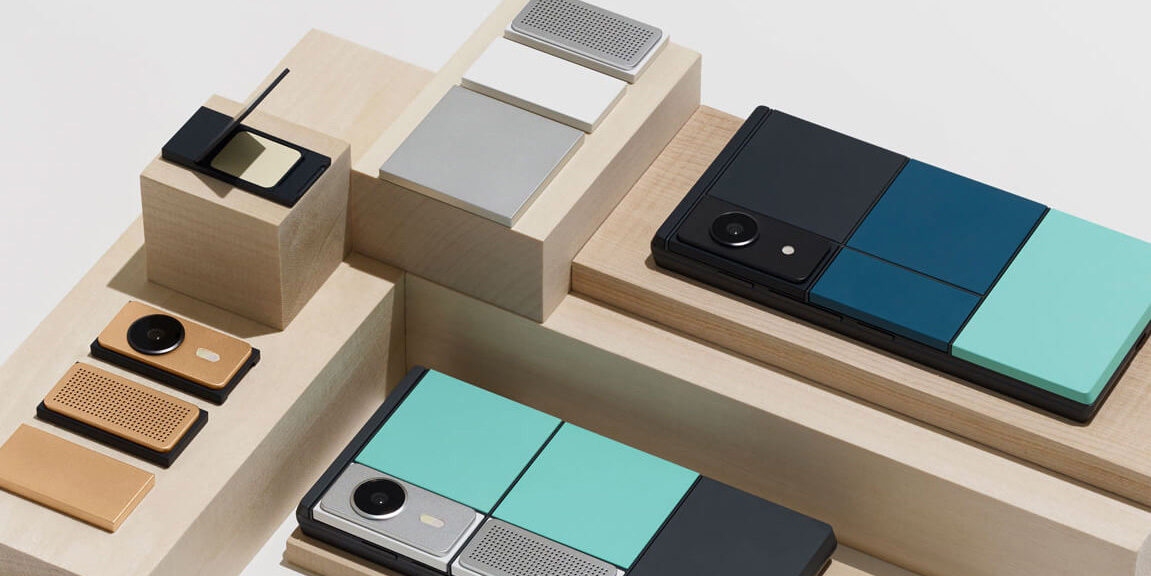 Project Ara hed