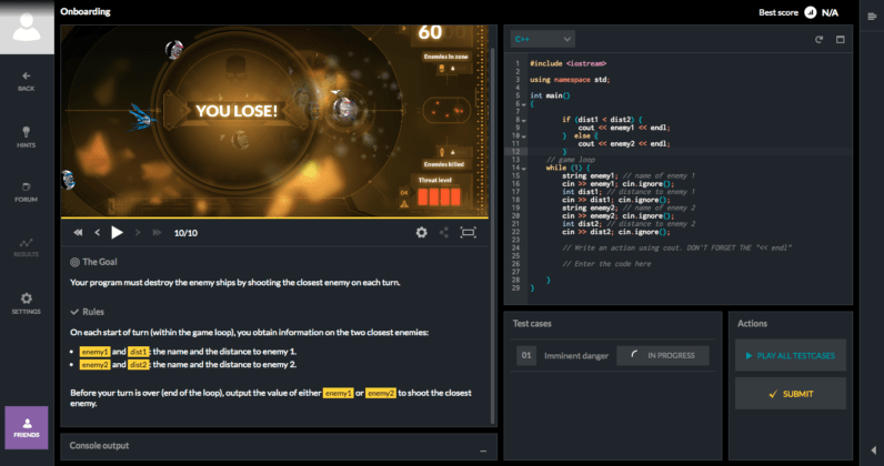 Want to get better at coding? You just have to play this game