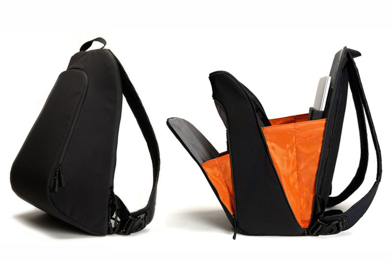 5af6efcc9336 Review  Slim Pack really is a nearly perfect backpack - Apps ...