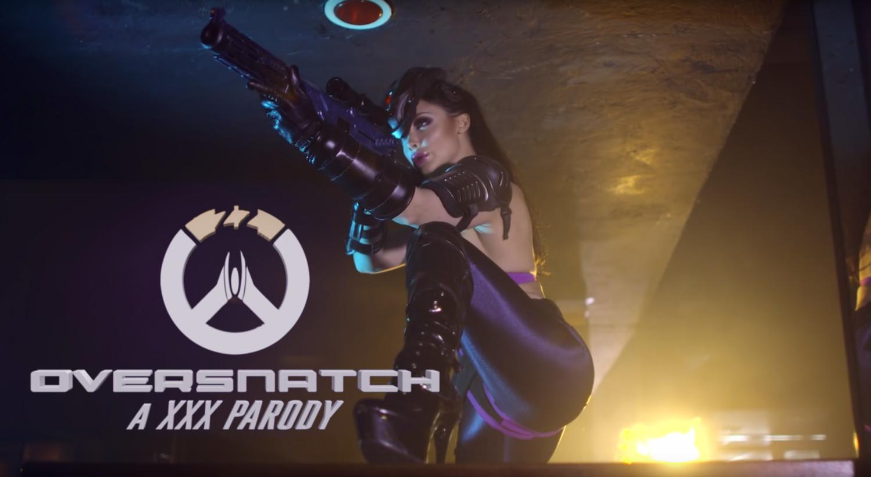 overwatch porn parody