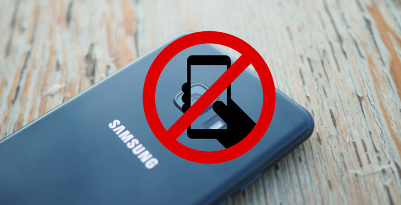 Samsung halts Note 7 sales globally and tells owners to stop using it