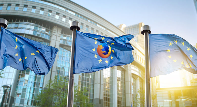 Mozilla trolls the EU's nonsensical copyright laws with classic memes