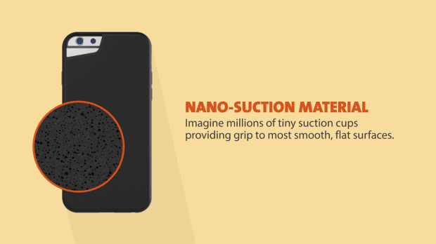 nano-suction