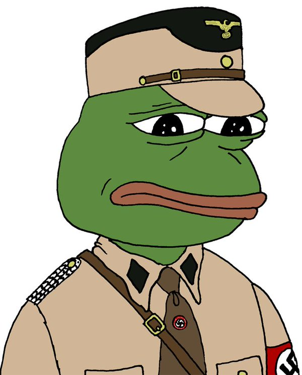 Pepe the Frog is now officially an anti-semitic hate symbol