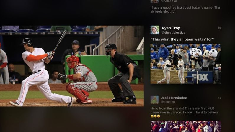 Twitter lands on Apple TV, Fire TV, Xbox One and brings the NFL with it