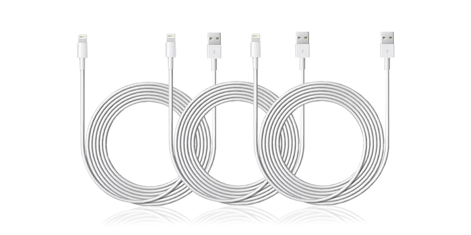 Apple 10-Foot MFi-Certified Lightning Cable