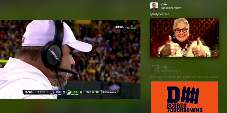 Twitter brings its live video app to Android TV