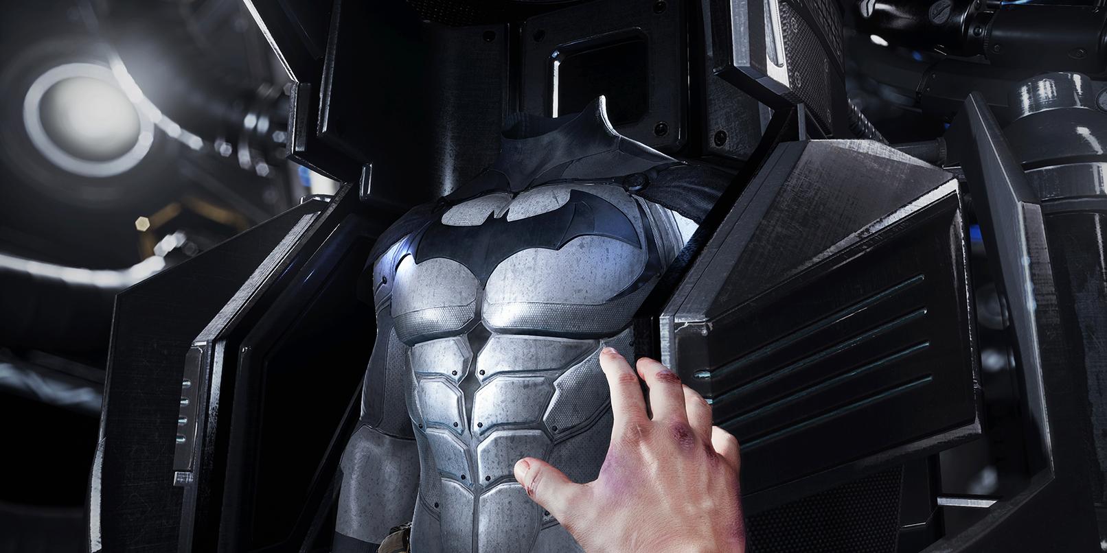 Image result for Batman Arkham VR