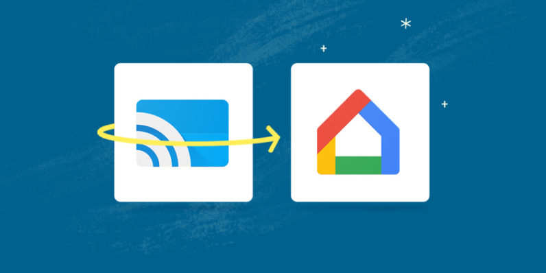 The Google Cast app is getting a new name and purpose
