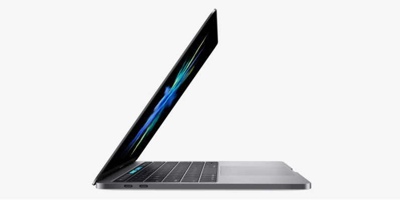 This is why Apple killed the SD card slot on the new MacBook Pro