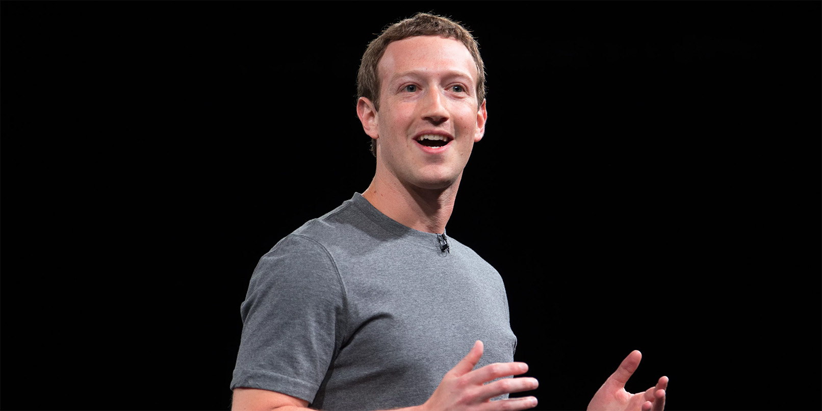 Who will Mark Zuckerberg choose to voice his home ... Mark Zuckerberg