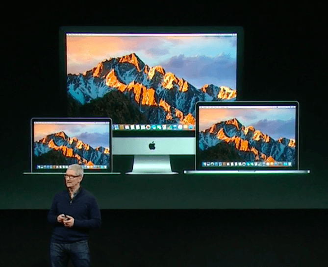 Here's everything Apple announced at its MacBook Pro event