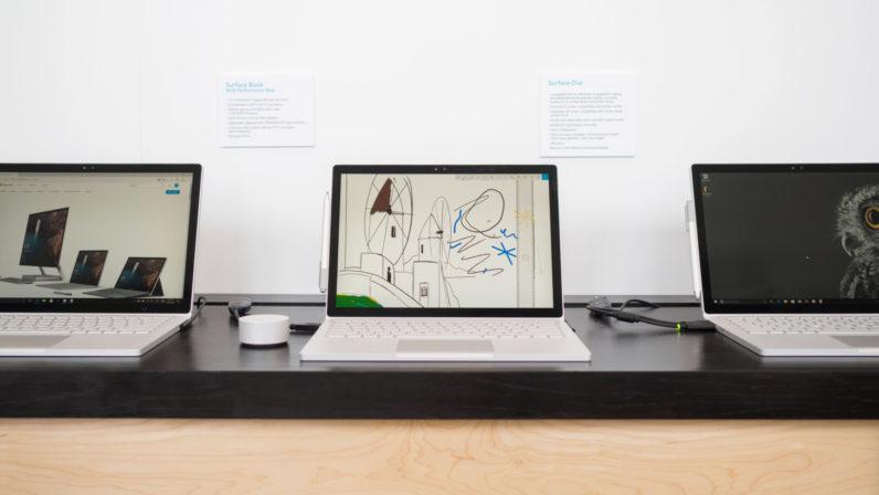 Surface Book Performance Base i7