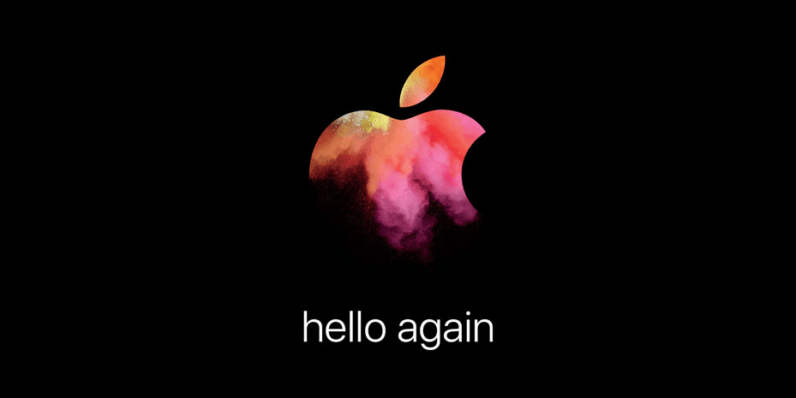 Apple confirms October 27 event, likely to release new MacBook Pro line