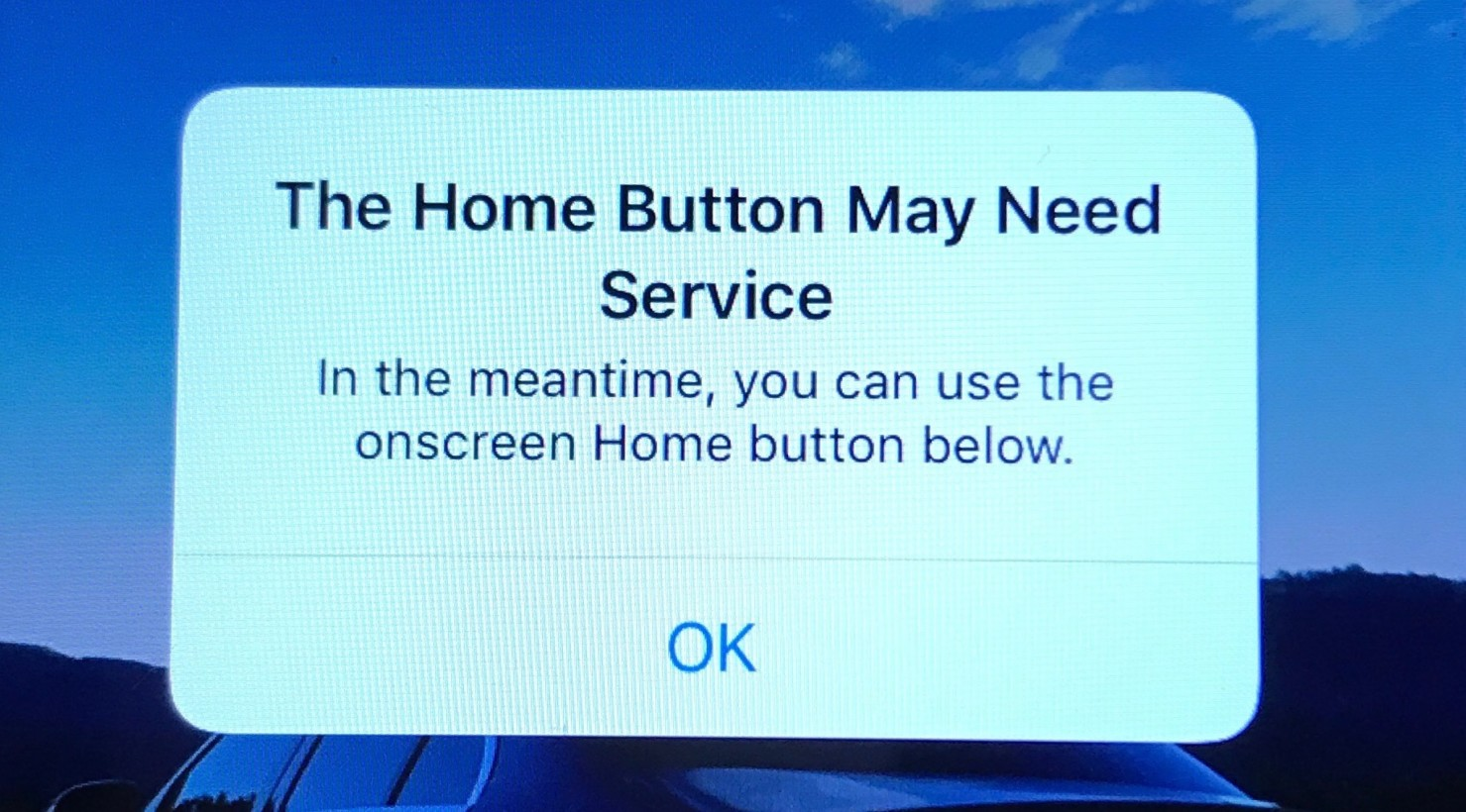 how to put home button on iphone 7