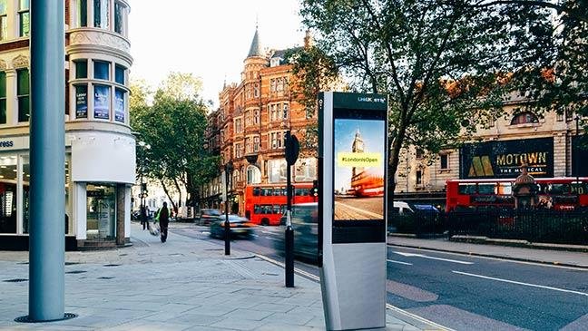 London calling! Link plans to bring its free gigabit Wi-Fi access points to the UK