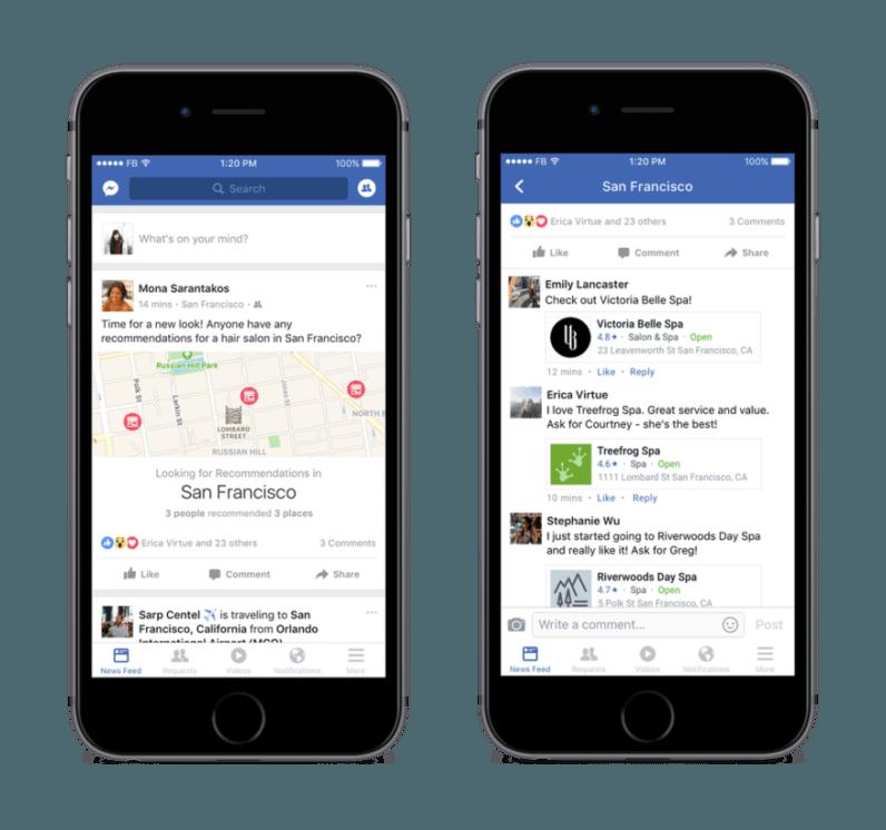 Top 4 friends facebook app