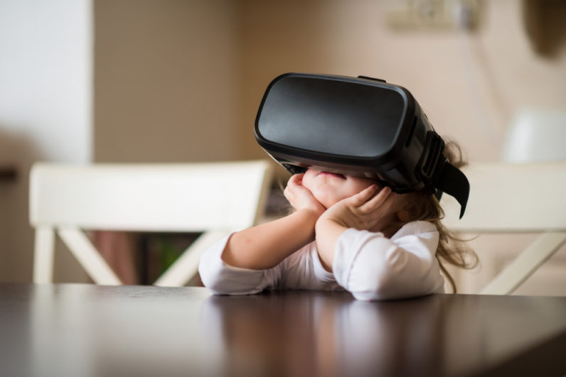 Could virtual and augmented reality ads be used to indoctrinate us?