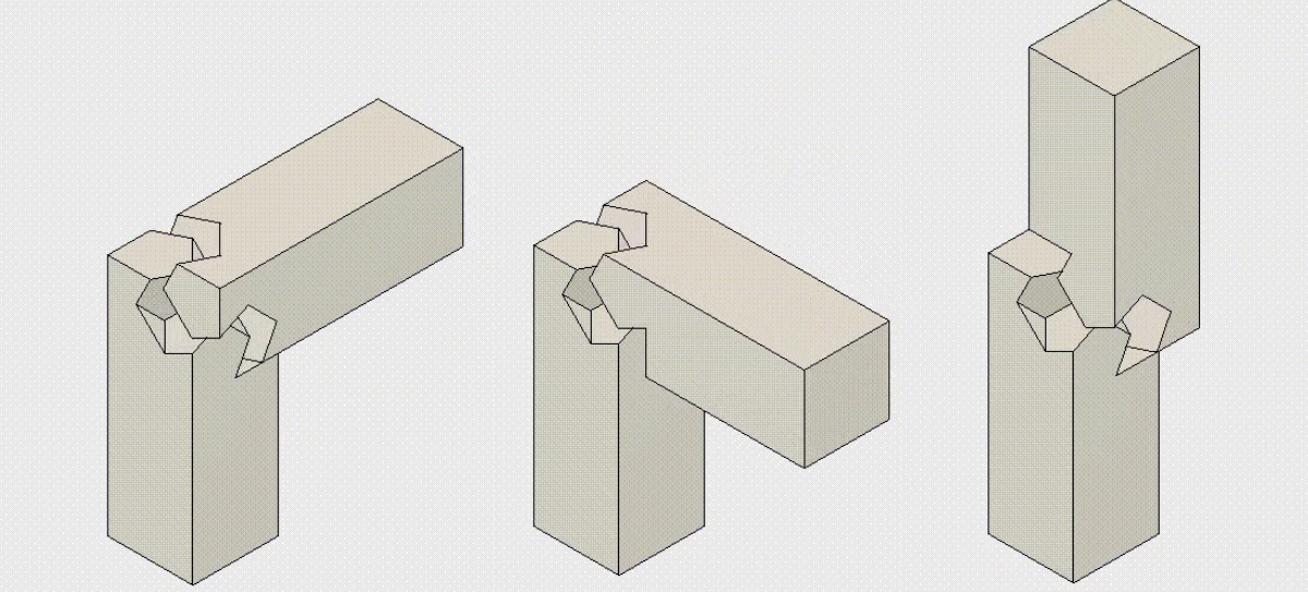 Twitter account is resurrecting the Japanese art of wood joinery